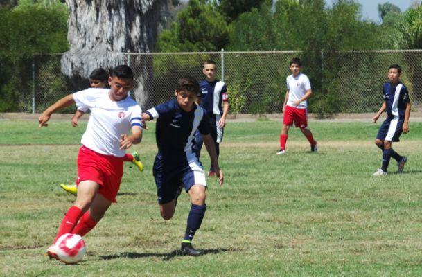 Xolos Academy FC Under-14