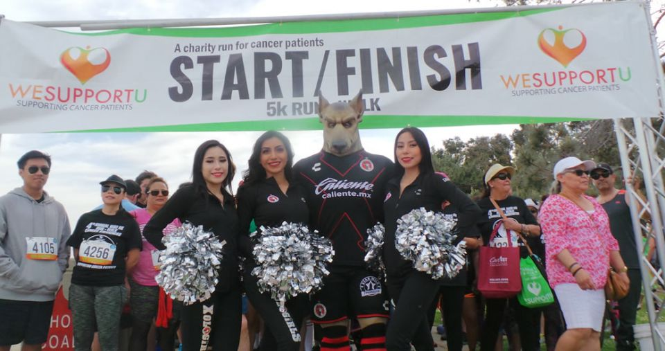 A RUN AND WALK FOR A CAUSE