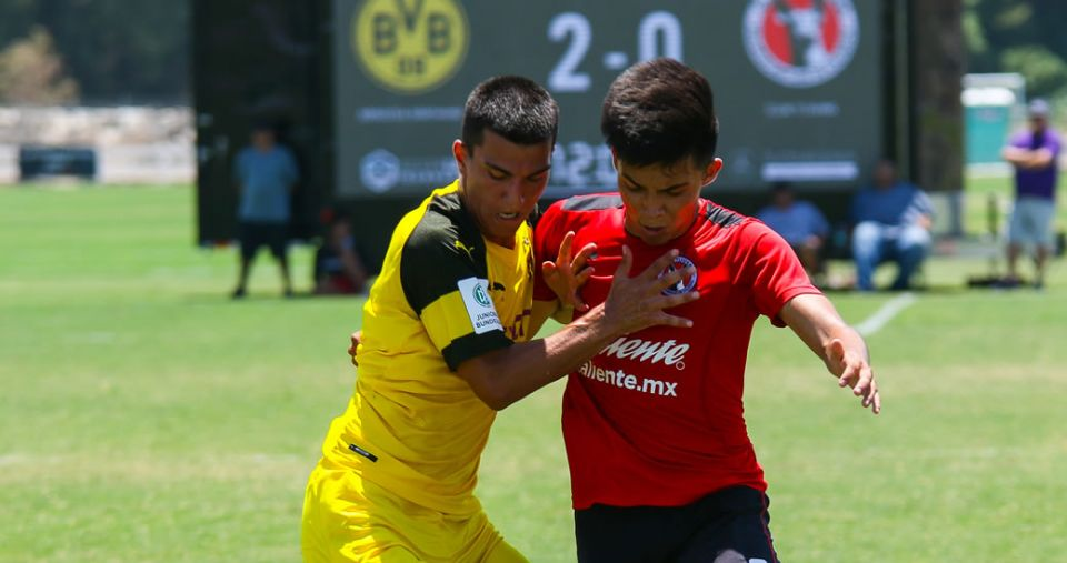 CLUB TIJUANA IN U-19 INTERNATIONAL SILVERLAKES CUP