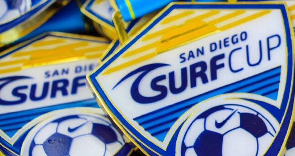 BACK IN THE SAN DIEGO SURF CUP