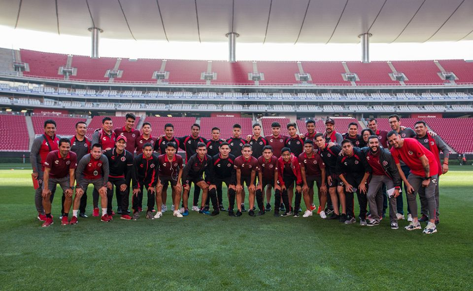 UNDER-15 TEAM RUNNER-UP IN 2019 CLAUSURA