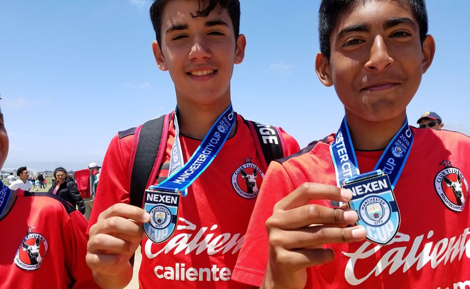 Xoloitzcuintles in Manchester City Cup