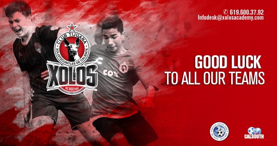KICKOFF WEEKEND: Xolos Academy begins Presidio League